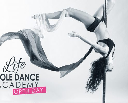Life Pole Dance Accademy open day 2017