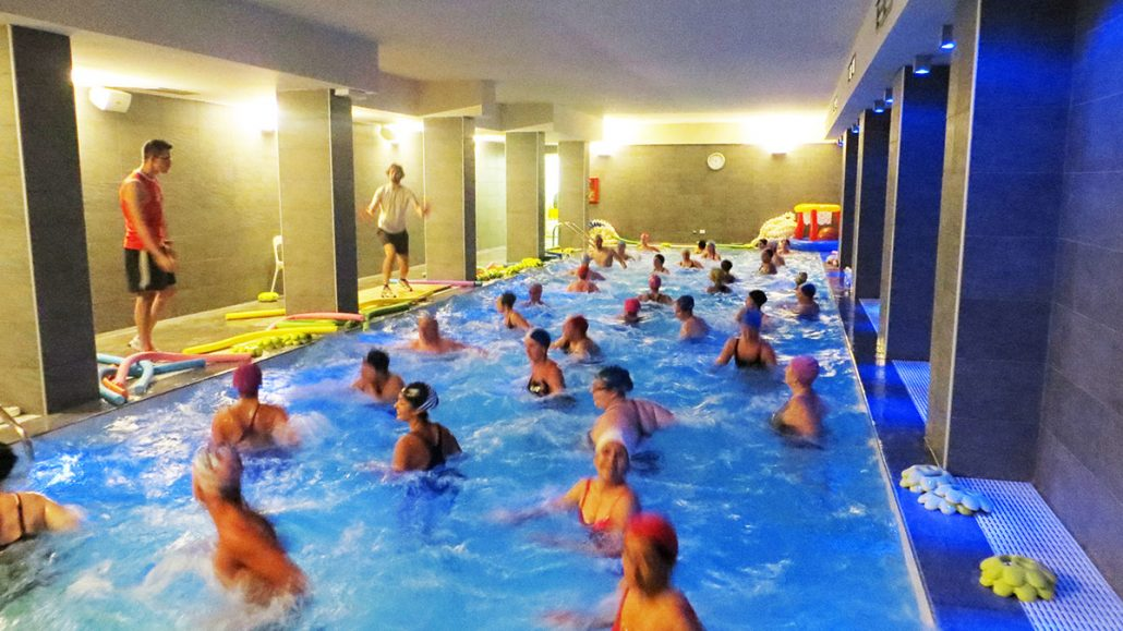 piscina gallarate